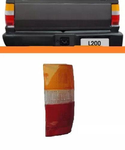 Lente Lanterna L200 Lado Esquerdo 92 93 94 95 2003 Novo  - Kaçula Auto Peças