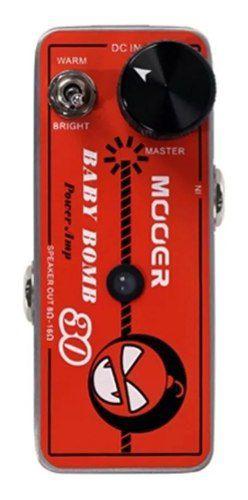 Pedal Micro-Potência 30 Watts Baby Bomb Mooer