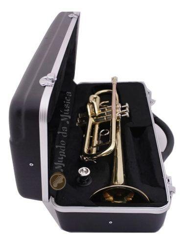 Trompete Benson Btp-1l Laqueado