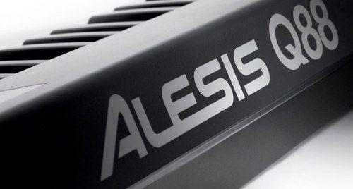 Teclado Controlador Alesis Q88 Midi Usb