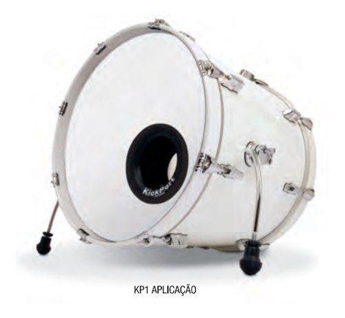 Kickport Kp 1 Bumbo Branco Kp-1 - Potencializador
