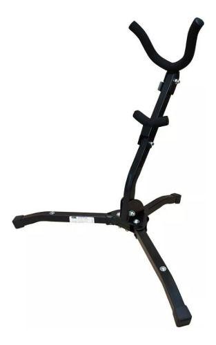 Pedestal Suporte de Aço para Sax Alto E Tenor Saty 5200