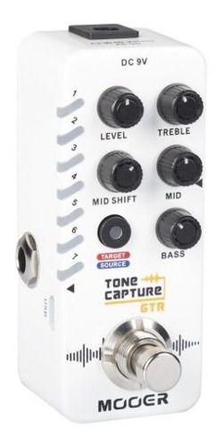 Pedal Tone Capture Gtr Mooer M701