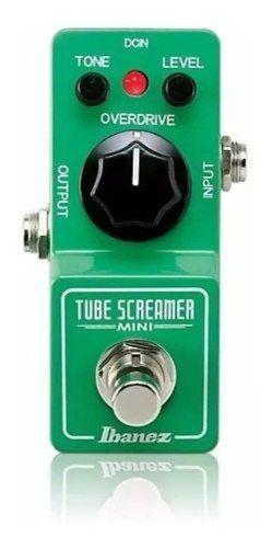 Pedal Ibanez Tube Screamer Mini - Japan