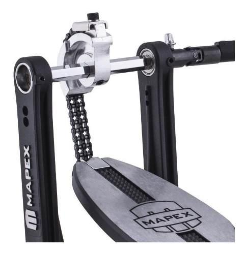 Pedal Duplo De Bumbo Mapex P600 Tw