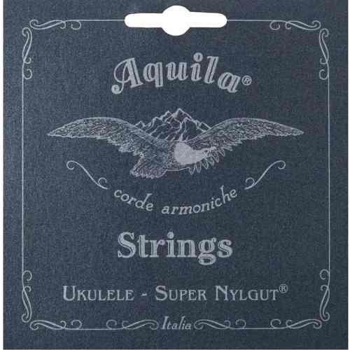 Encordoamento Aquila para Ukulele Soprano Aq101usl