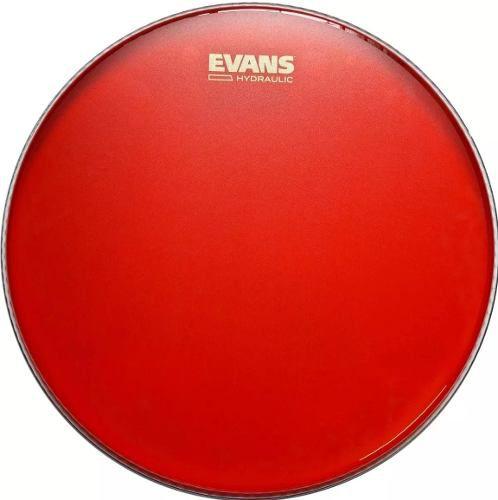 Pele Caixa 14 Evans B14HR Hidráulica Vermelha Porosa