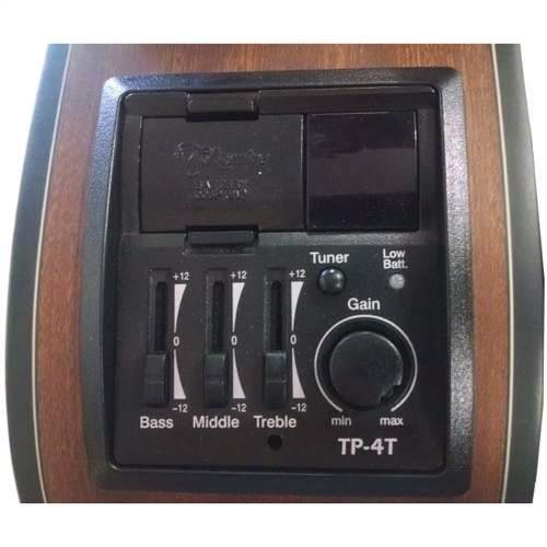 Violão Takamine Gd11 Mce Elétrico Aço Afinador