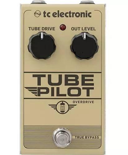 Pedal De Efeito Tc Electronic Tube Pilot Overdrive