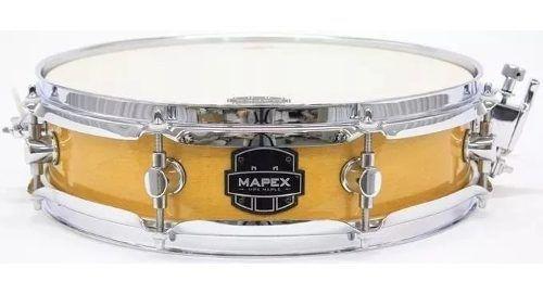 Caixa Mapex Mpx Maple Gloss Natural Piccolo 13x3,5 Mpml3354c