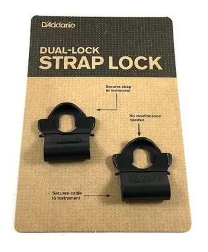 Par Travas Para Correias Dual-lock D'addario Pw-dlc-01