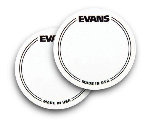 Protetor Para Pele De Bumbo Evans Eqpc1 P/ Pedal Simples