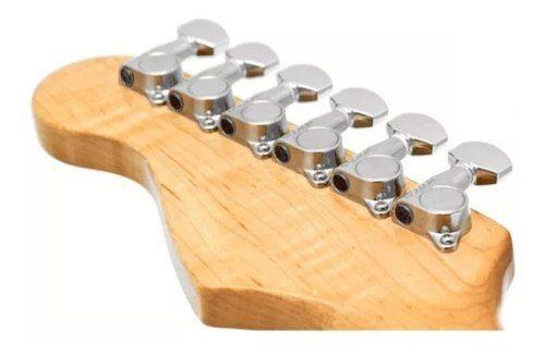 Tarraxas Gotoh Guitarra Sgm-07 L6 Blindada Cromada