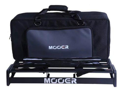 Platafor Mooer Tf20s Pedalboard Alumínio com Bag