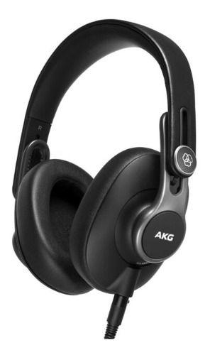 Fone Profissional Akg K371 Headphone Estúdio Closed Pro