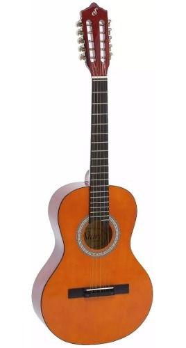 Viola Acústica Vs-14n Natural Start By Giannini