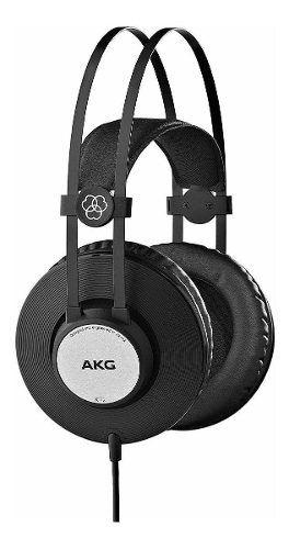 Fone Ouvido Akg K72 Profissional Estúdio Headphone