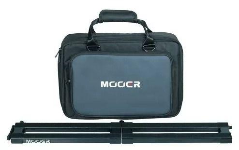 Pedalboard Mooer Pb-10 Dobrável com Soft Bag