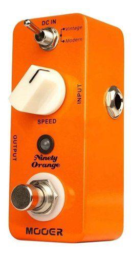 Pedal Mooer Ninety Orange Analog Phaser Mnoap