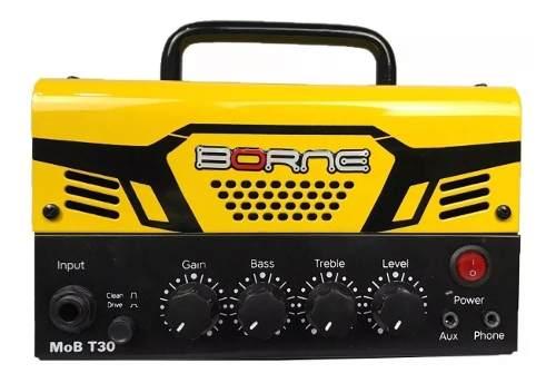 Cabeçote Amplificador Borne Mob T30