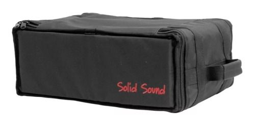 Bag Solid Sound De Mesa Digital Ui24r Soundcraft Padrão Rack