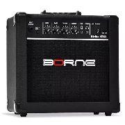 Amplificador Borne Guitarra Strike Preto G30 Borne