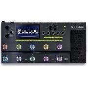 Pedaleira Multiefeitos Mooer Para Guitarra Ge300