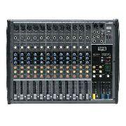 Mesa De Som Mark Audio 12 Canais Cmx12 Usb Bivolt