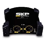 Direct Box Skp Di-2s Passivo Duplo 2 Canais