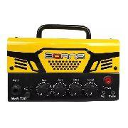 Cabeçote Amplificador Borne Mob T30 Amarelo