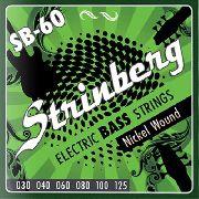 Encordoamento Baixo 6 Cordas Strinberg Sb60
