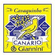 Encordoamento Cavaco Bolinha Gescb Canário Giannini