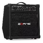 Cubo Amplificador Cb80 para Contra Baixo Borne Impact Bass 30w