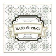 Encordoamento Banjo Americano 5 Cordas Strinberg Bj5
