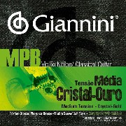 Encordoamento Giannini Mpb P/violao Nylon Tensao Media Genwg