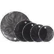 Jogo Kit Pele Muda Bateria Silent Head Luen 12 13 14 16 22