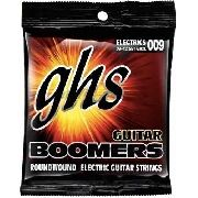 Encordoamento Guitarra Ghs Gbxl 009