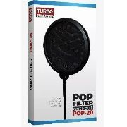 Pop Filter Turbo Anti Puff Pop-20