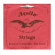 Encordoamento Para Cavaquinho Aquila 15ch Red Series