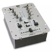 Mixer Dj Skp Sm 95 Com 2 Canais Controladora Dj Sm95