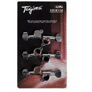 Tarraxa Guitarra Blindada Cromada Tmh 807-Cr Tagima
