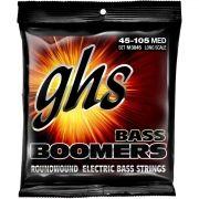 Encordoamento Ghs Boomers Baixo 4c Set M3045