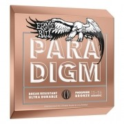 Encordoamento Violão Ernie Ball Paradigm Phosphor Bronze 013 - 2074
