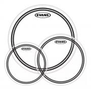 Kit De Peles Evans Etp-ec2sclr-s Ec2s Clear 12 13 16