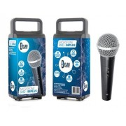 Microfone com Fio Dylan Smd-58 Plus
