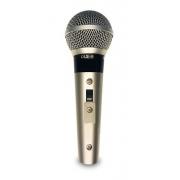 Microfone Dinâmico com fio Dylan Dls-8 com cabo