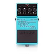 Pedal Boss Bass Limiter Enhancer Lmb-3 Análogo