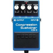 Pedal Boss Cs3 para Guitarra Compressor Sustain
