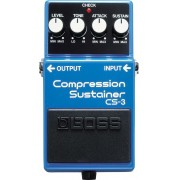 Pedal Boss para Guitarra CS-3 Compression Sustainer