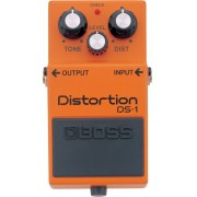 Pedal Boss para Guitarra DS-1 Distortion